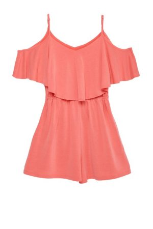 Peach Playsuit