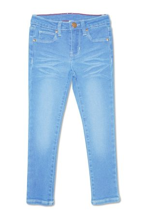 tween fashion adjustable waist jean