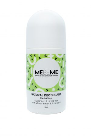 Fresh Citrus Natural Deodorant