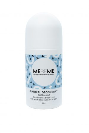 cool coconut natural deodorant