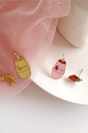 Milk Shake Earrings