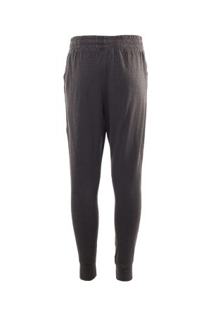wash out pant back - washed black