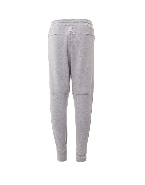 wash out pant back - Marble grey