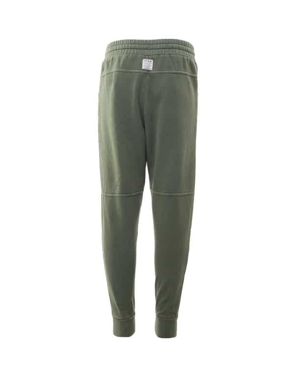 wash out pant back - khaki